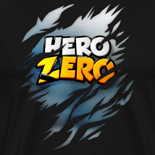 Hero Zero - Male Premium T-Shirt
