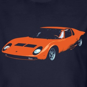supercar T-Shirts - Men's Organic T-shirt