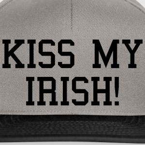 Kiss My Irish Caps & Mützen - Snapback Cap