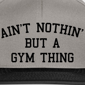 A Gym Thing Caps & Hats - Snapback Cap