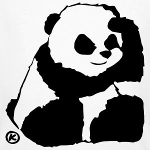 Thinking Panda - Exclusive T-Shirts - Männer Bio-T-Shirt
