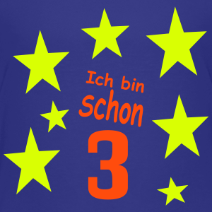 """Geburtstag T-Shirts mit """"Ich bin schon 3"""""""