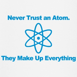 Trust no atom! Long Sleeve Shirts - Baby Long Sleeve T-Shirt