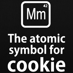 Mm the ELEMENT for cookies Tassen & rugzakken - Tas van stof
