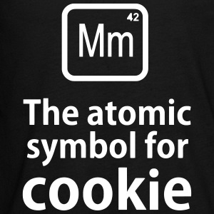 Mm the ELEMENT for cookies Langarmede T-skjorter - Premium langermet T-skjorte for tenåringer