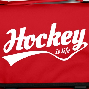 hockey is life 5 Bags & Backpacks - Shoulder Bag