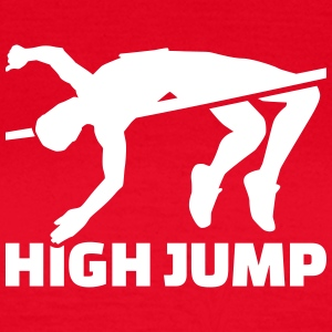 High jump T-Shirts - Frauen T-Shirt