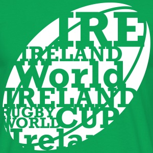 Rugby Ireland World Cup - Men's T-Shirt