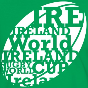 Rugby Ireland World Cup (Men) - Men's Ringer Shirt
