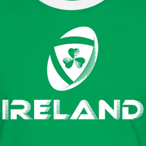 Ireland Rugby World Cup - Men's Ringer Shirt