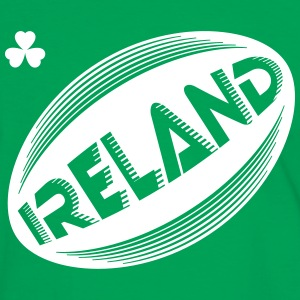 Ireland's Rugby Ball - Men's Ringer Shirt