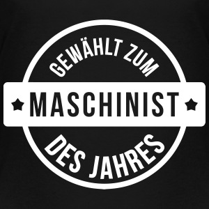 Maschinist / Industrie / Maschine / Arbeiter T-Shirts - Teenager Premium T-Shirt