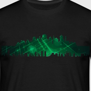 citiymirror_matrix SHIRT MAN - Men's T-Shirt