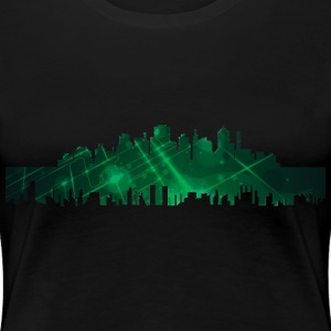 citymirror_matrix SHIRT WOMAN - Women's Premium T-Shirt