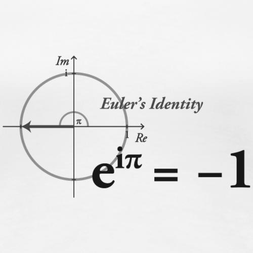 Euler Formel Mathe dark