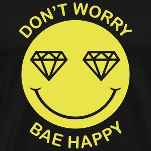 DON'T WORRY - BAE HAPPY Tee shirts - T-shirt Premium Homme