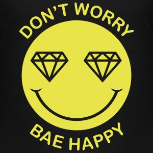 DON'T WORRY - BAE HAPPY Shirts - Teenage Premium T-Shirt