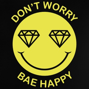 DON'T WORRY - BAE HAPPY Skjorter - Baby-T-skjorte