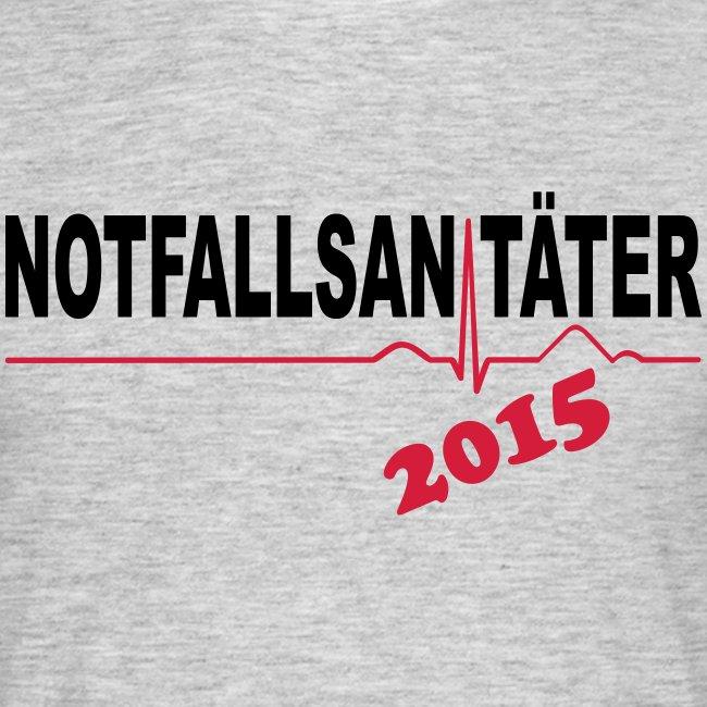 Notfallsanitäter 2015