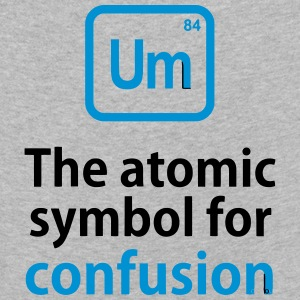 THE CHEMICAL ELEMENT OF CONFUSION Långärmade T-shirts - Långärmad premium-T-shirt barn