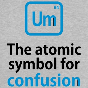 THE CHEMICAL ELEMENT OF CONFUSION T-shirts - Baby-T-shirt