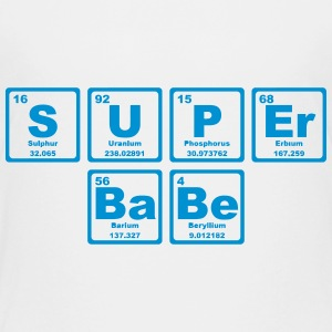 SUPERBABE PERIODIC TABLE OF THE ELEMENTS Tee shirts - T-shirt Premium Enfant