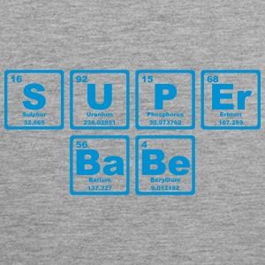 SUPERBABE PERIODIC TABLE OF THE ELEMENTS Tanktoppar - Premiumtanktopp herr