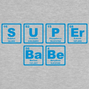 SUPERBABE PERIODENSYSTEM DER ELEMENTE T-Shirts - Baby T-Shirt