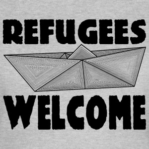 REFUGEES WELCOME! T-Shirts - Women's T-Shirt