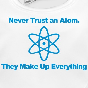 Trust no atom! Accessories - Baby Organic Bib