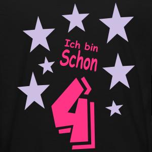 """Geburtstag T-Shirts mit """"Schon 4 Geburtstag"""""""