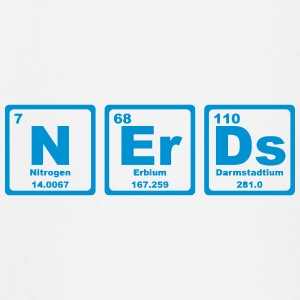 NERDS ELEMENTS OF THE PERIODIC TABLE Long Sleeve Shirts - Baby Long Sleeve T-Shirt