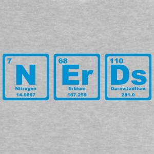 NERDS ELEMENTS OF THE PERIODIC TABLE T-shirts - Baby T-shirt