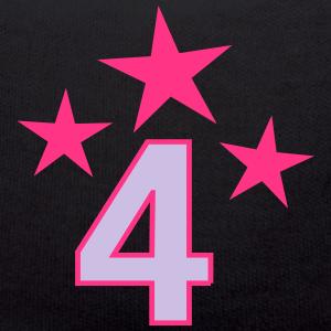 """Geburtstag T-Shirts mit """"4 Geburtstag"""""""