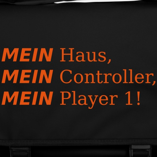 Mein Player 1!!!