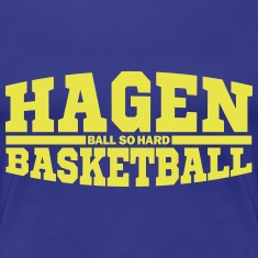 Hagen Basketball T-Shirts