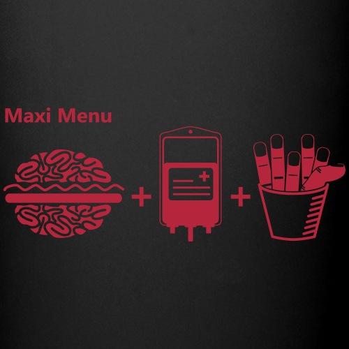 Maxi Menü für Zombies
