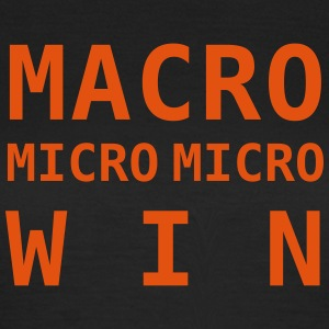 Macro Micro Win T-Shirts - Frauen T-Shirt