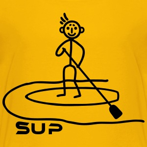 SUP - Paddeln T-Shirts - Teenager Premium T-Shirt