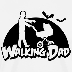 WALKING DAD T-Shirts - Männer Premium T-Shirt
