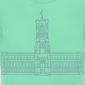 Red City Hall Berlin T-Shirts - Women's T-Shirt