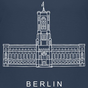 Red City Hall Berlin Shirts - Kids' Premium T-Shirt