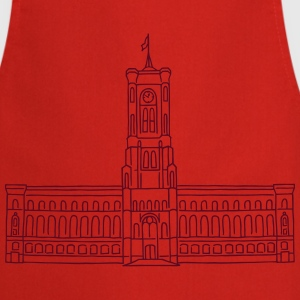 Red City Hall Berlin  Aprons - Cooking Apron