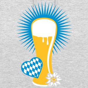 wheat beer glass Hoodies & Sweatshirts - Unisex Hoodie