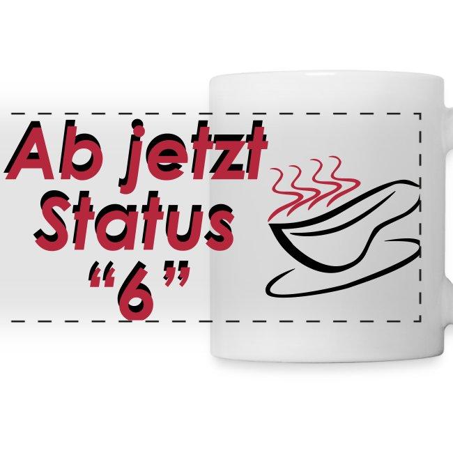 Ab jetzt Status 6, außer Dienst