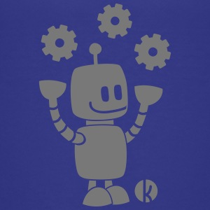 Happy robot - happy robot Shirts - Teenager Premium T-shirt