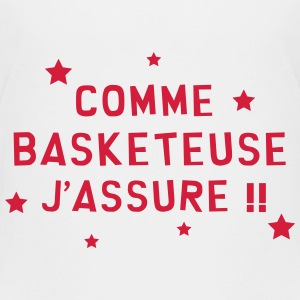 Basket / Basketball / Basket-ball / Basket ball Tee shirts - T-shirt Premium Ado
