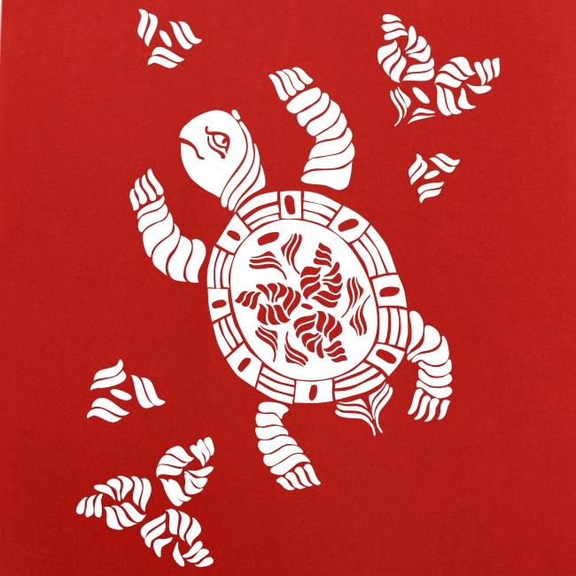 Indian Turtle - Kochschürze
