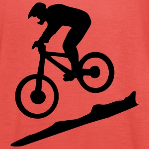 downhill biking - mountain biking Tops - Camiseta de tirantes mujer, de Bella