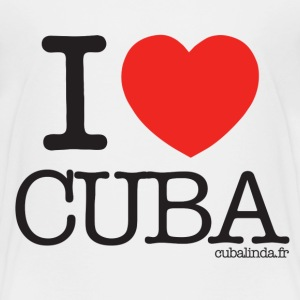 Tee-Shirt I love Cuba enfant - T-shirt Premium Enfant